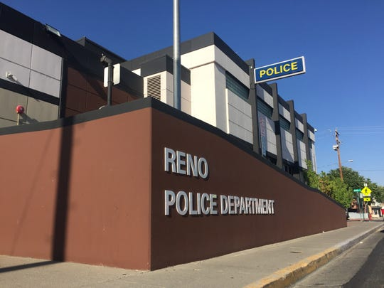 The Reno Police Department headquarters.