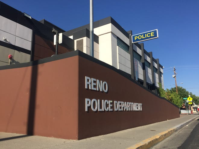 The Reno Police Department headquarters.