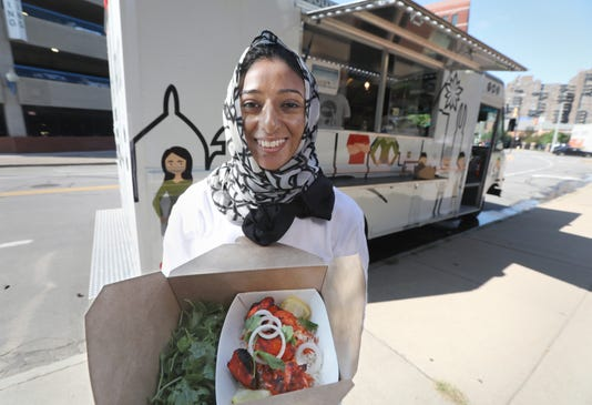 Taste the ROC food truck