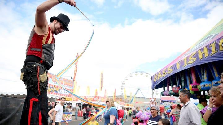 Oregon State Fair hosting 14-hour flash sale July 11