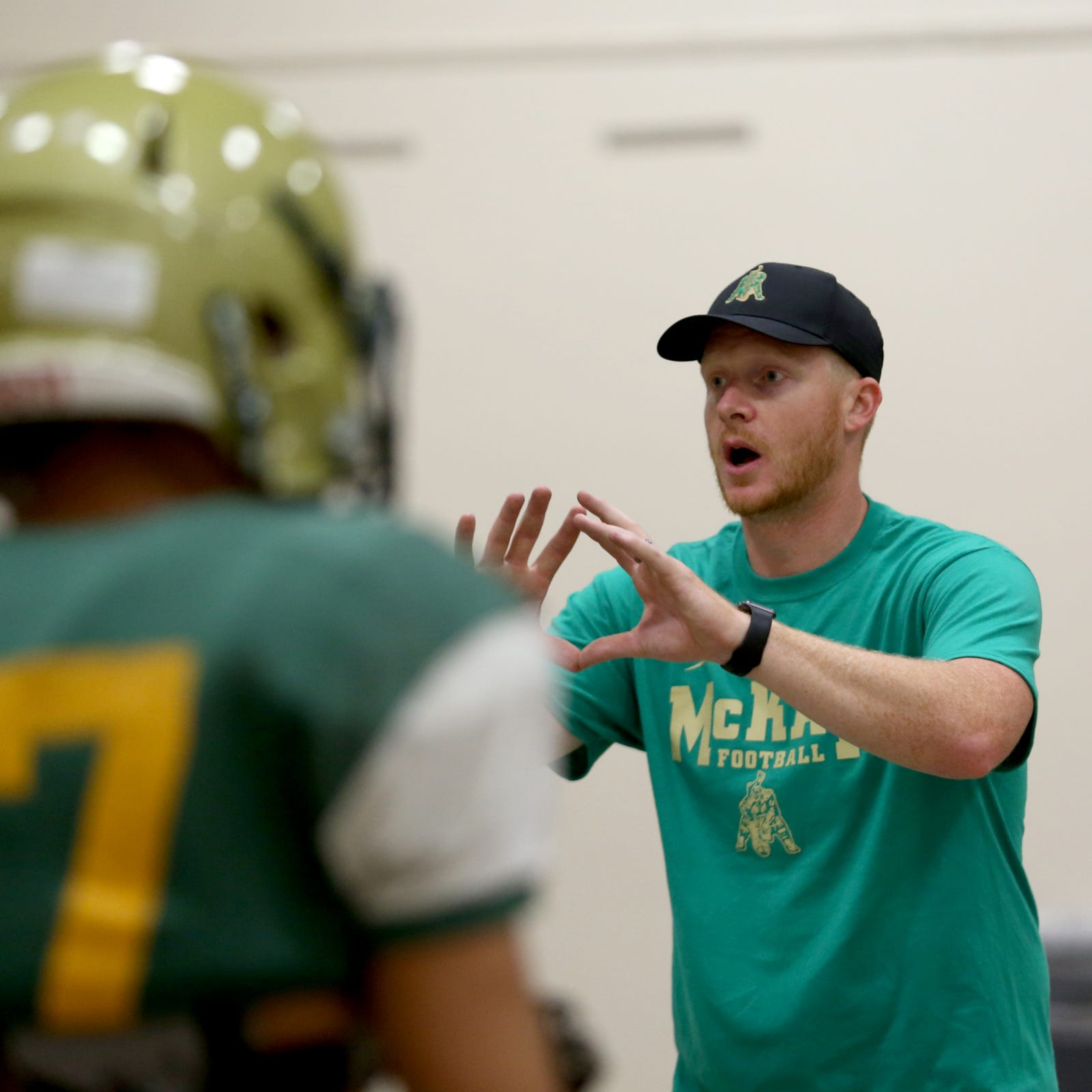 Josh Riddell out as McKay High School football coach