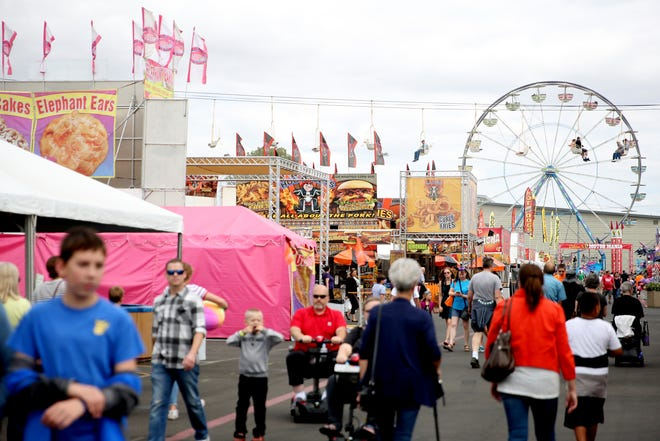 Oregon State Fair: Enjoy more than 40 rides, concerts, animals, competitions and more, through Sept. 3, Oregon State Fairgrounds, 2330 17th St. NE, Salem. $8 ages 12-64, $6 ages 6-11, $1 ages 65 and older. oregonstatefair.org