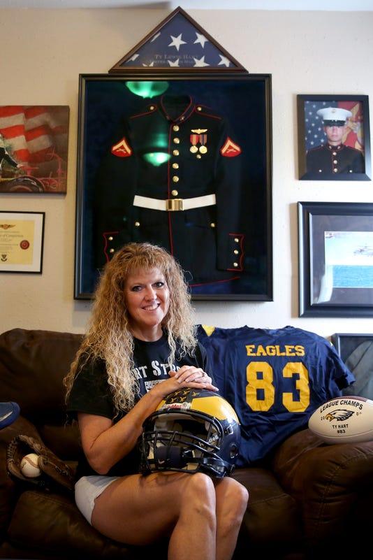 Marine Ty Hart scholarship