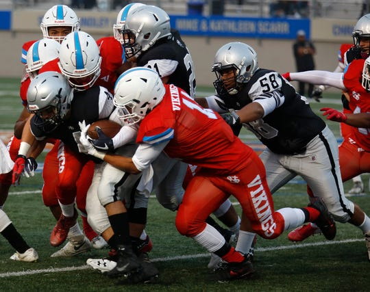 North Salinas takes on North Monterey County in their season opener this week for the second year in a row.