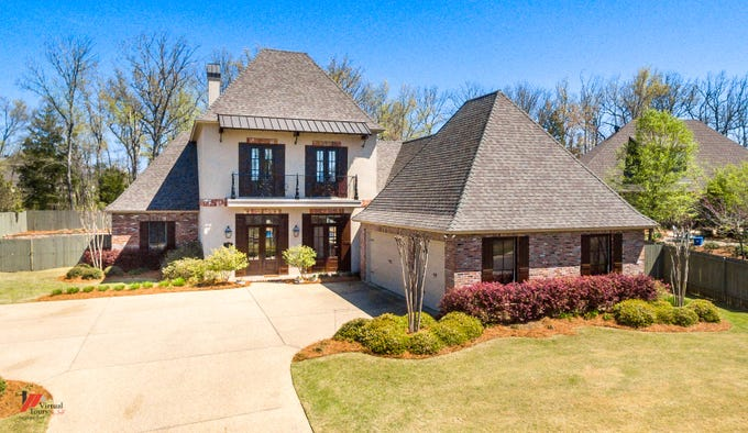 10072 Saint Bernard   Drive, Shreveport  Price: $535,900  Details: 4 bedrooms, 5 bathrooms, 3,873 square feet  Special features: Highly customized home with smart floor plan, lagoon swimming pool, outdoor kitchen.  Contact: Paige Hoffpauir, 272-2203