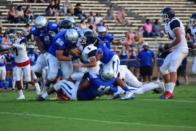 Leemen hope to contain Turner Ashby in season opener.
