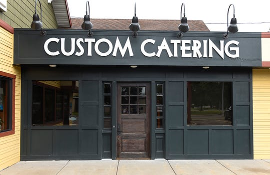 Custom Catering by Short Stop, 3701 Third St N, shown  Friday, Aug. 24, in St. Cloud.