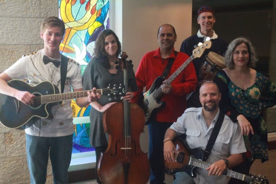 Bagels & Biscuits will perform at The Justice Jam at Temple Israel on Saturday.