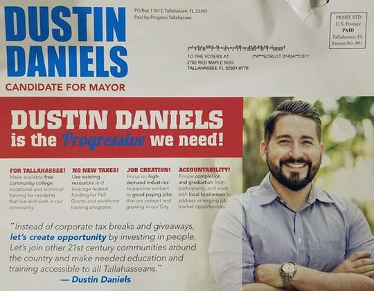 Dustin Daniels for Mayor