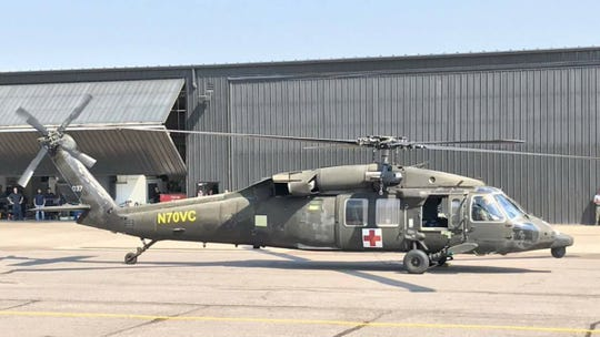Two Sikorski Black Hawk helicopters will be added to the Ventura County Aviation Unit. The helicopters, purchased as U.S. Army surplus, must be modified into firefighting capable Firehawks and are expected to join the fleet in 2019.