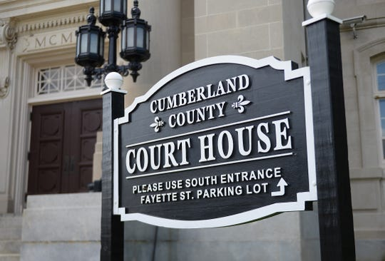 Cumberland County Courthouse 2018