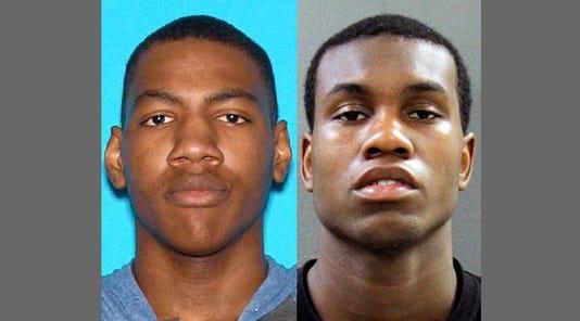 Bridgeton Shooting Suspects