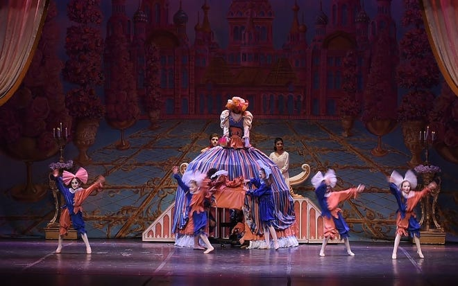 """New Jersey Ballet invites local children to audition on Sept. 20 for roles as clowns and angels for its production of the """"Nutcracker,"""" which will be presented at 2 and 5 p.m. Nov. 25 at the Levoy Theatre in Millville."""