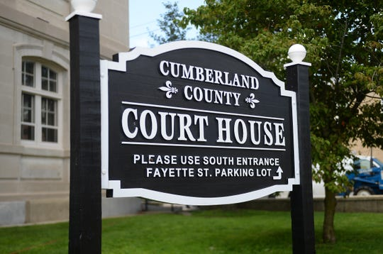 Cumberland County Court House 2018