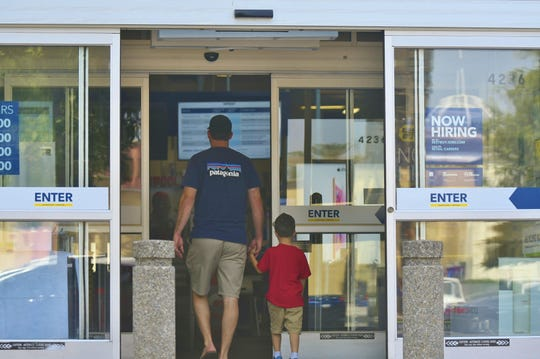 Best Buy is on the move and the electronic company's new location is bigger and better, officials said.
