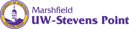 The new logo for the University of Wisconsin-Stevens Point at Marshfield, formerly UW-Marshfield/Wood County