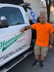 Heriberto Virella, of Hannigan's Auto Body and Towing, found two overdose victims who likely would've died if he didn't find them and call for help.
