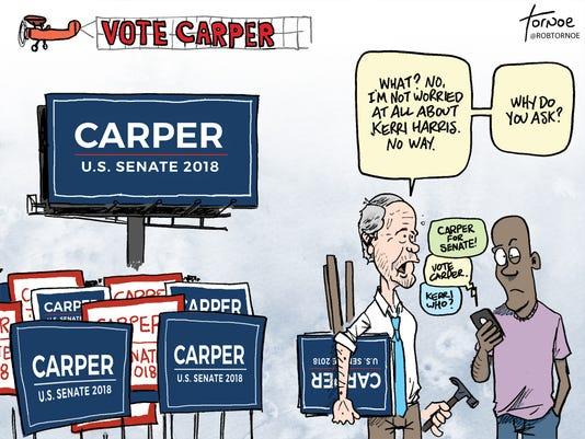 Carper Harris Web