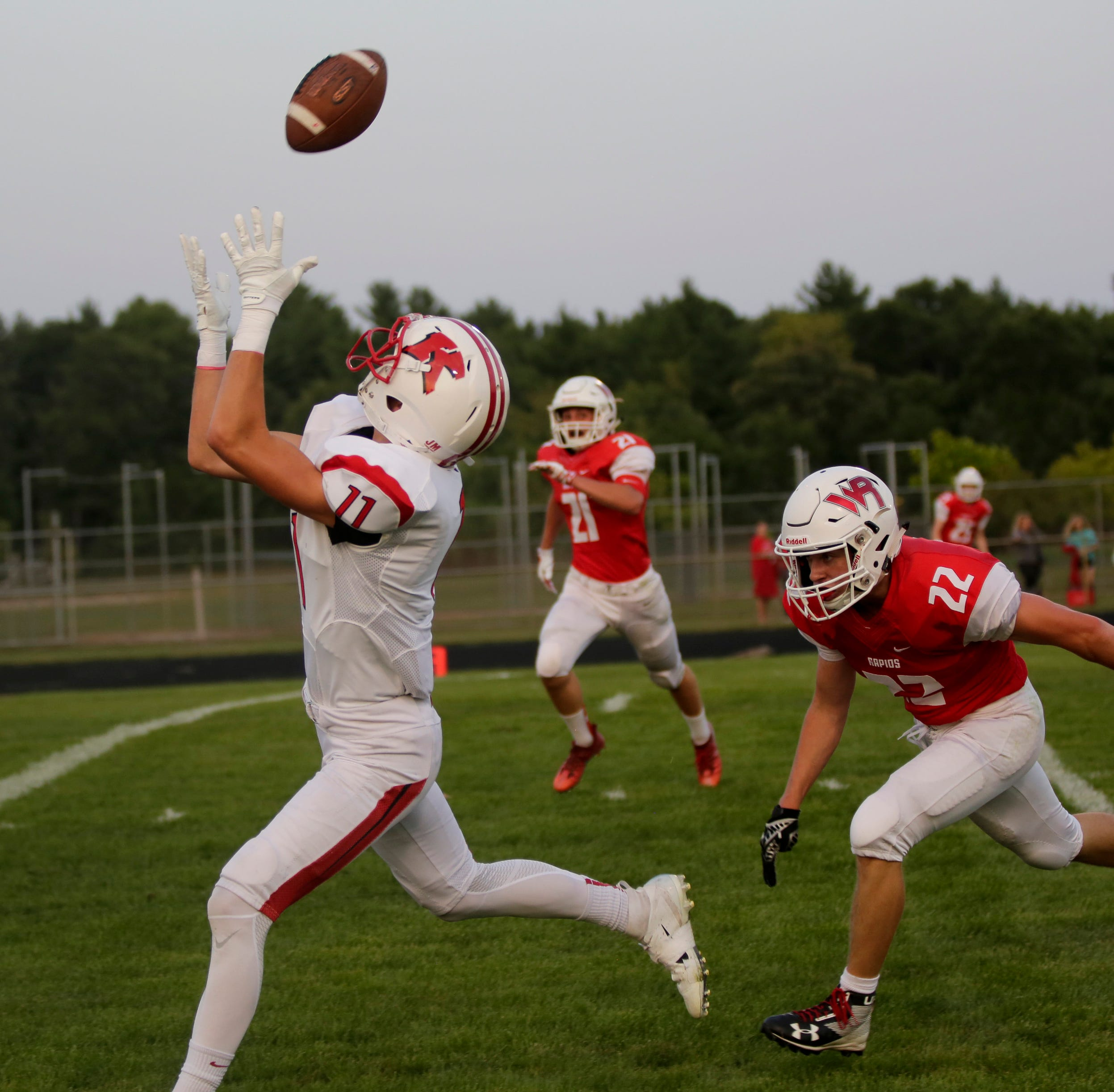 High school football: Kimberly gets back on winning track at expense of Wisconsin Rapids