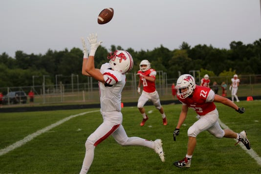 Wisconsin Rapids Vs Kimberly Football 082318 912