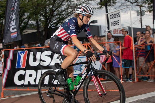 Leigh Ann Ganzar and her team, Wolfpack p/b Hyperthreads, are excited to be riding in the first Hotter'N Hell Hundred that will feature equal prize purses for men and women.