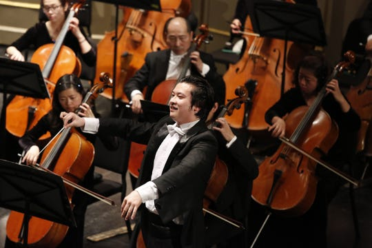Shanghai Opera Symphony Orchestra will be performing at Secrest Auditorium as part of its debut North American tour.
