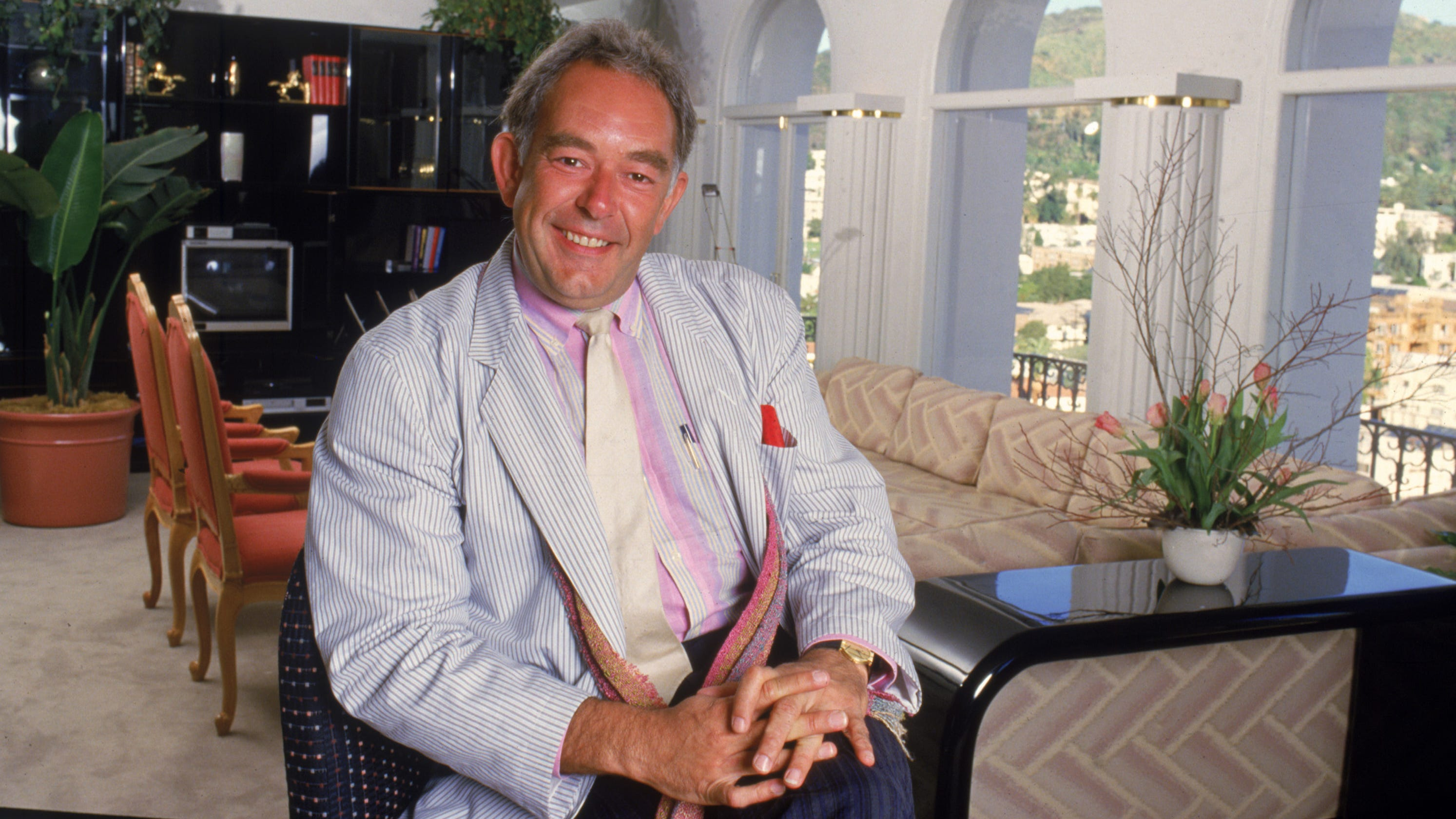 Reports: Robin Leach, chronicler of 'Lifestyles of the Rich and Famous,' has died at 76