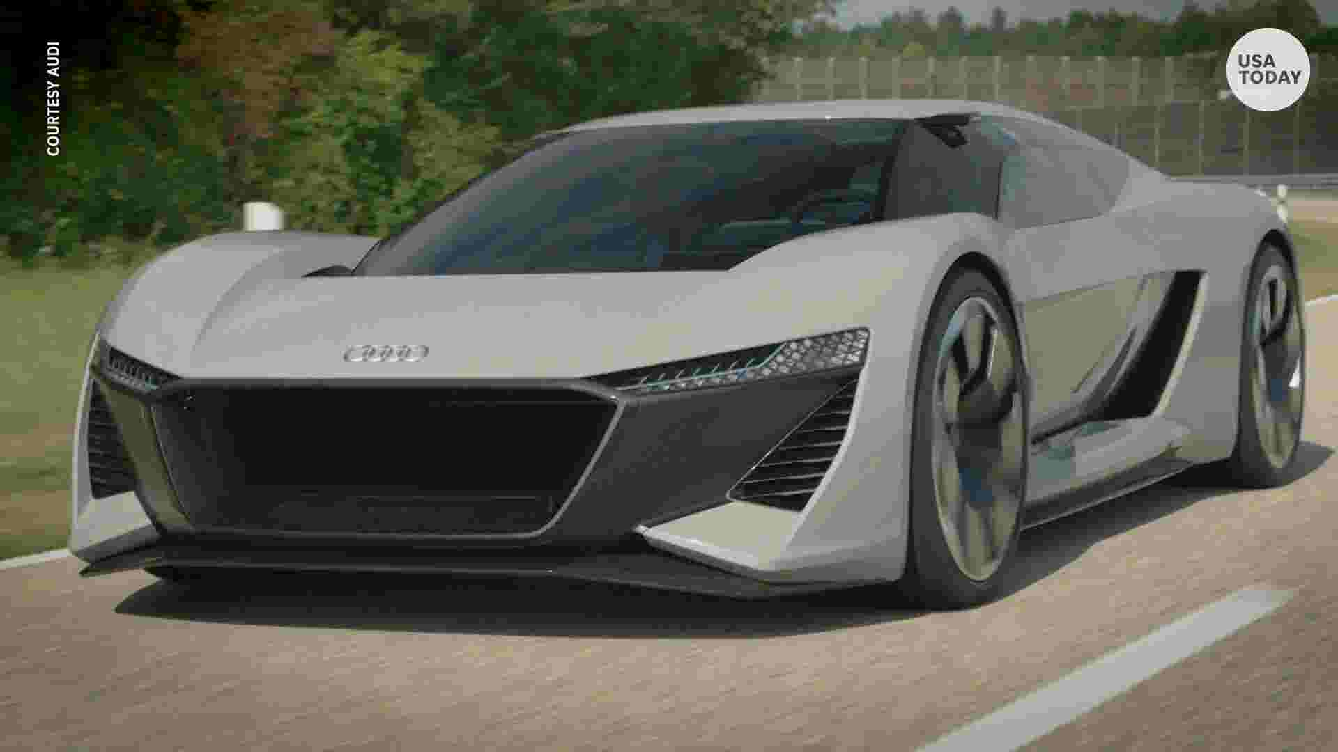 Audi S Sleek Electric Car Won T Purr Like Most Sports Cars