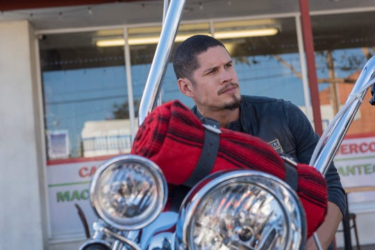 "JD Pardo stars as EZ Reyes in FX's ""Mayans M.C."""