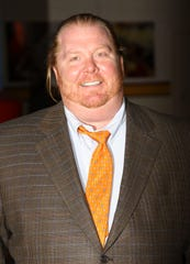 A woman claims in a lawsuit filed against Mario Batali, pictured in 2008,  that the celebrity chef forcibly kissed her and groped her in 2017.