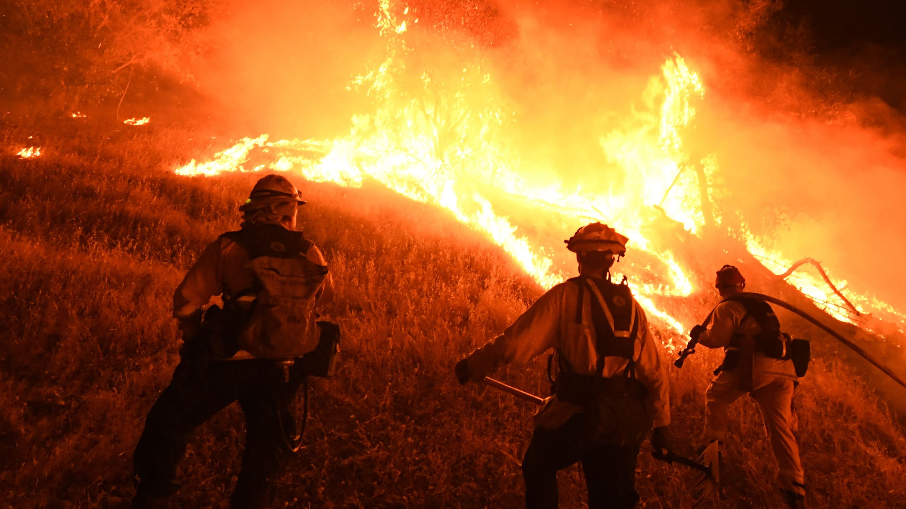 280639b2 California had more wildfire damage last year than any other state