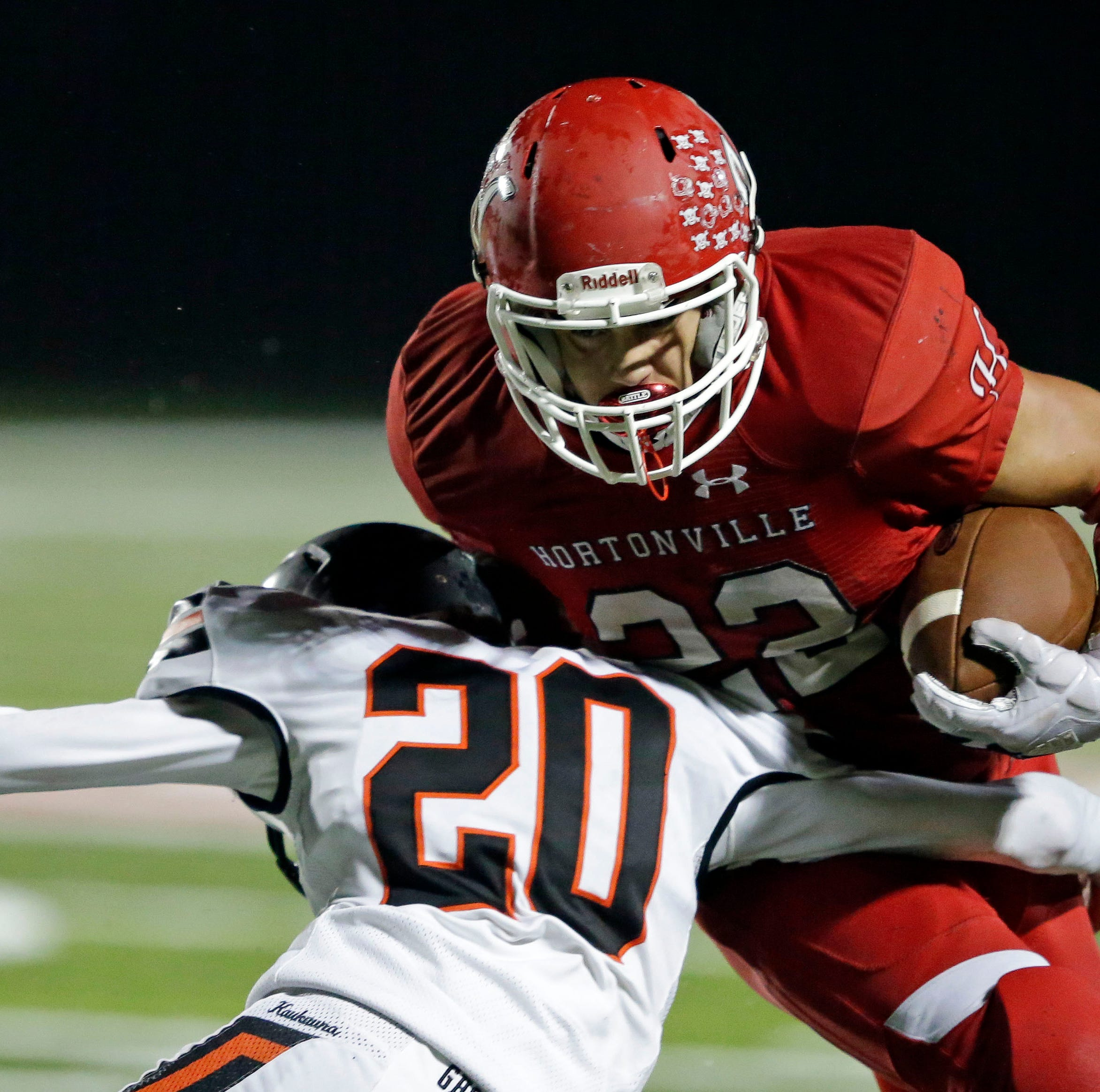 WIAA football: Top 10 games of the first round of the playoffs