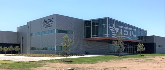 Classes begin Monday at the new TSTC campus.