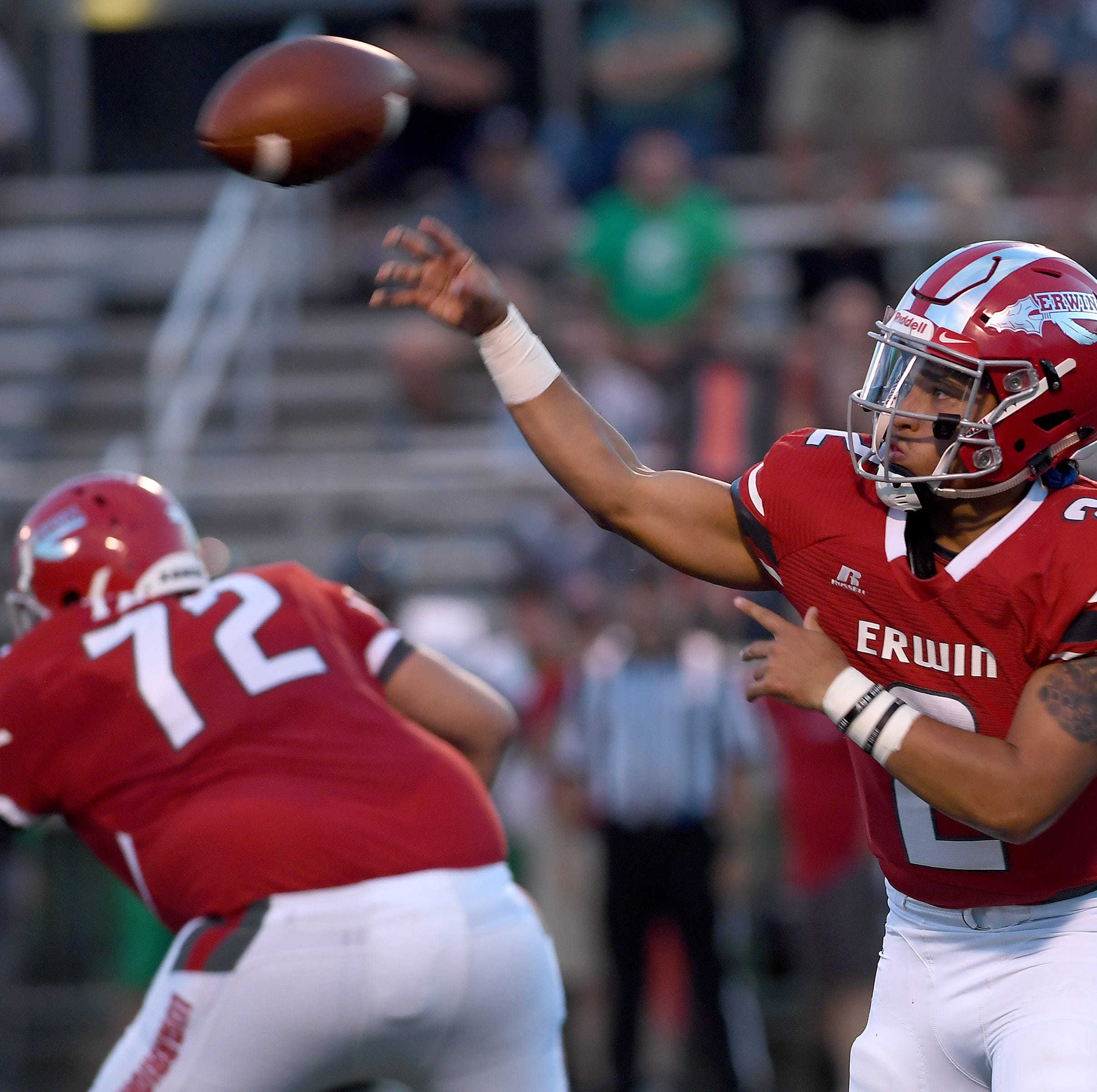 Erwin's Dillon Luther commits to Division I program