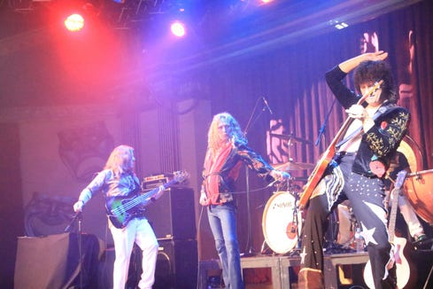 No Quarter will perform their acclaimed Led Zeppelin tribute Sept. 29 at the Admiral Theatre.