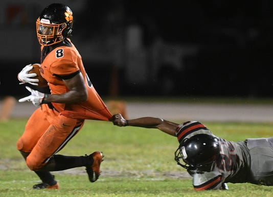 High School Football Palm Bay At Cocoa