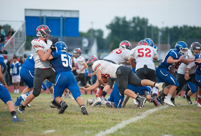 Crestline looks for its second win of the season while Buckeye Central is seeking its first.