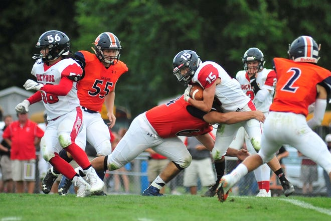 Bucyrus looks to build on a Week 2 win and Galion aims to stay perfect.