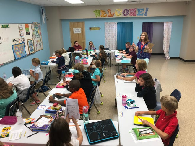 The Ross County Christian Academy currently operated out of the Brookside Church and the Lighthouse campus. But the growing size of the district has led to two new principals and a third campus opening soon.