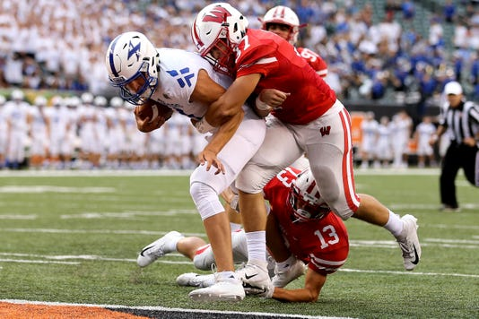 St Xavier Vs Lakota West Football At Paul Brown Stadium Aug 24