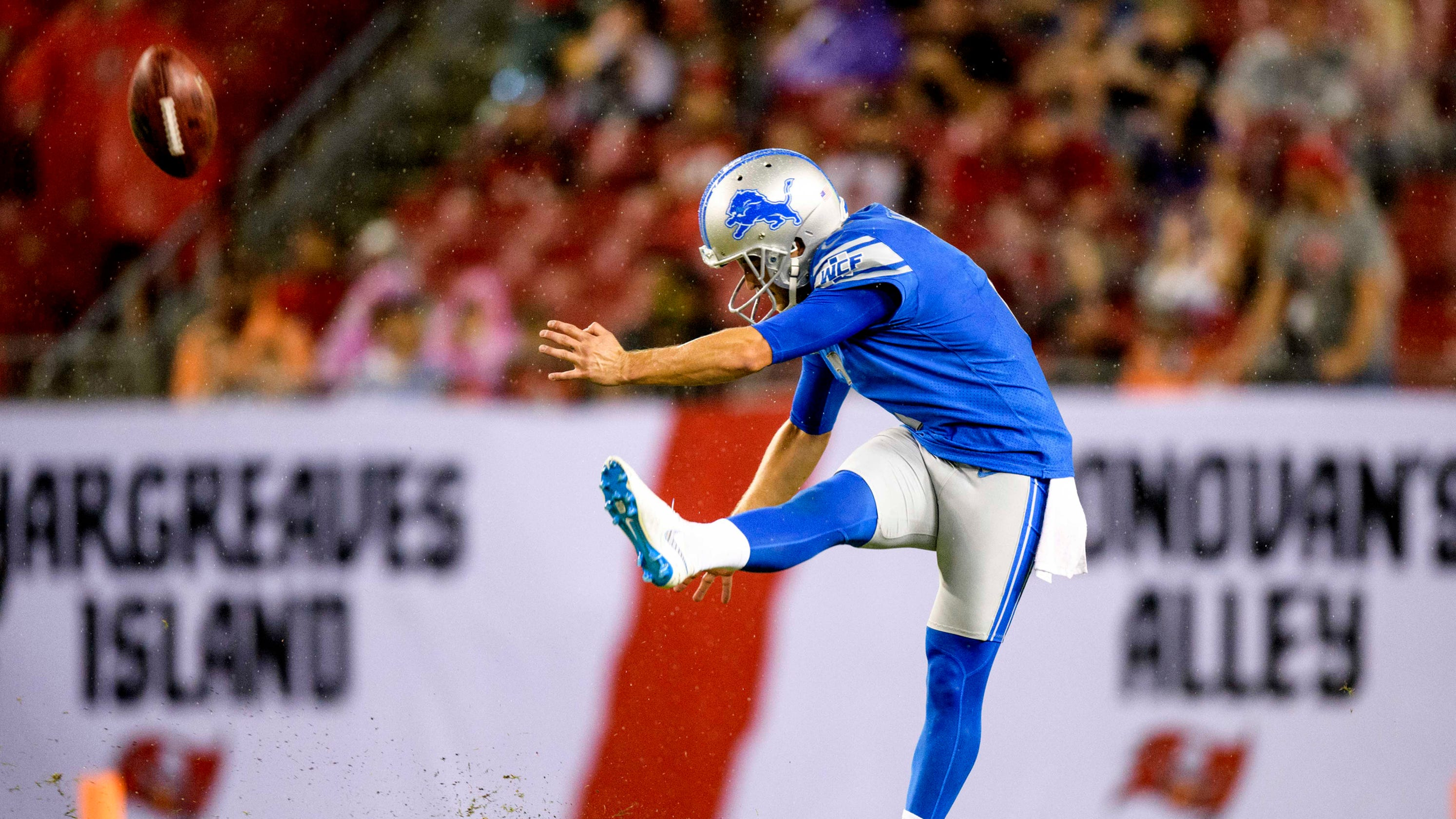 sports shoes 361d8 60ff9 Detroit Lions' Sam Martin out to be 'the best Sam I can be'