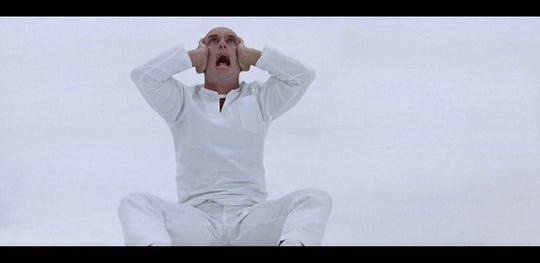 """Robert Duvall in """"THX 1138."""""""