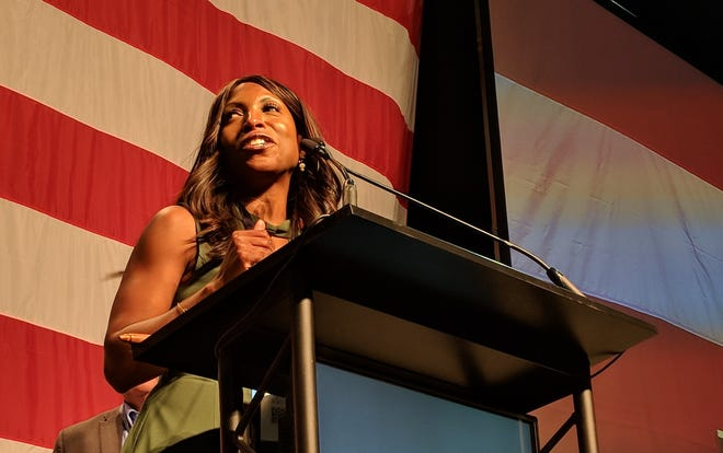 Brianna Scott, a Democratic nominee for Michigan State University Board of Regents.