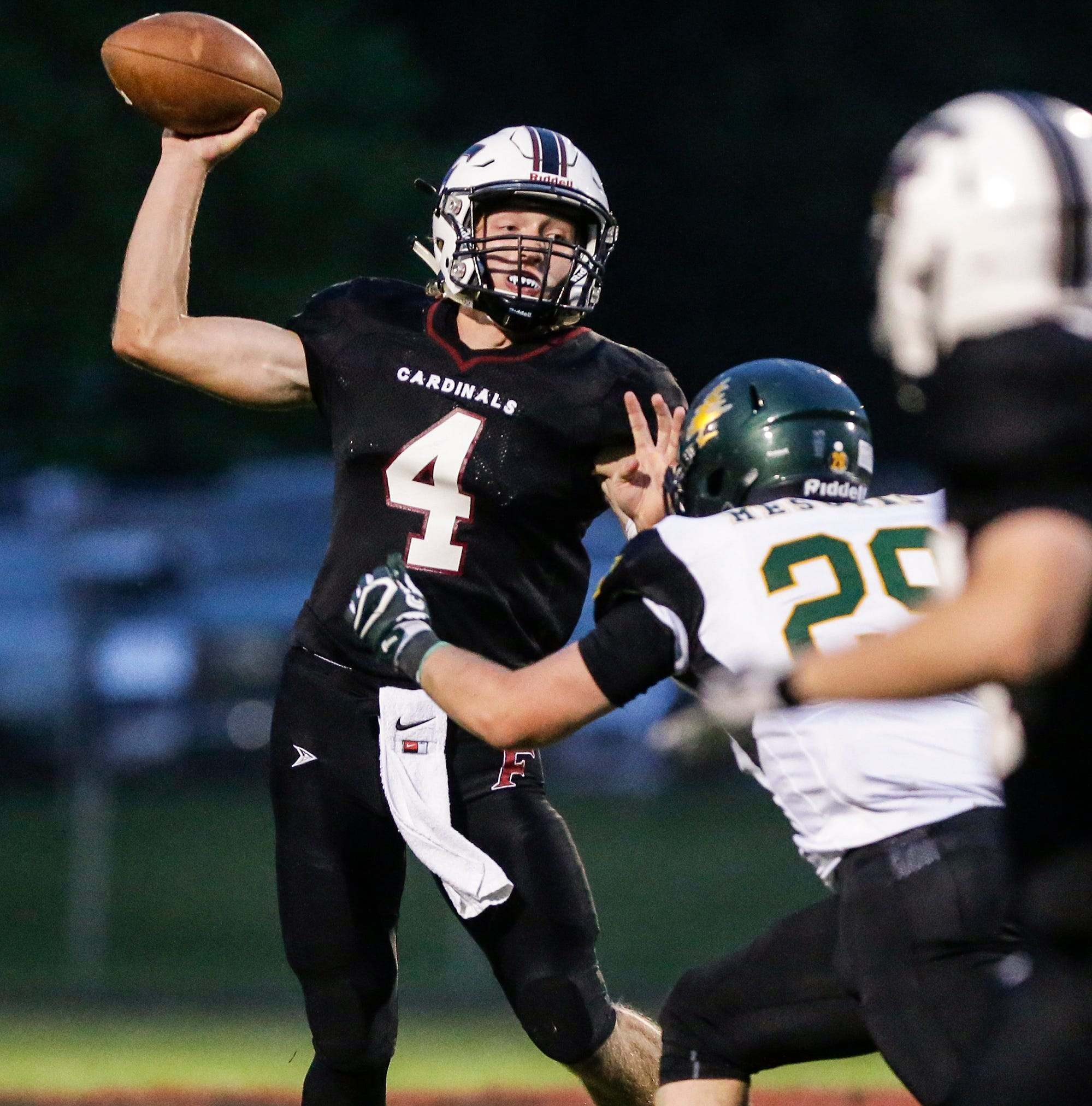 High school football: Another tough road test awaits top-ranked Fond du Lac
