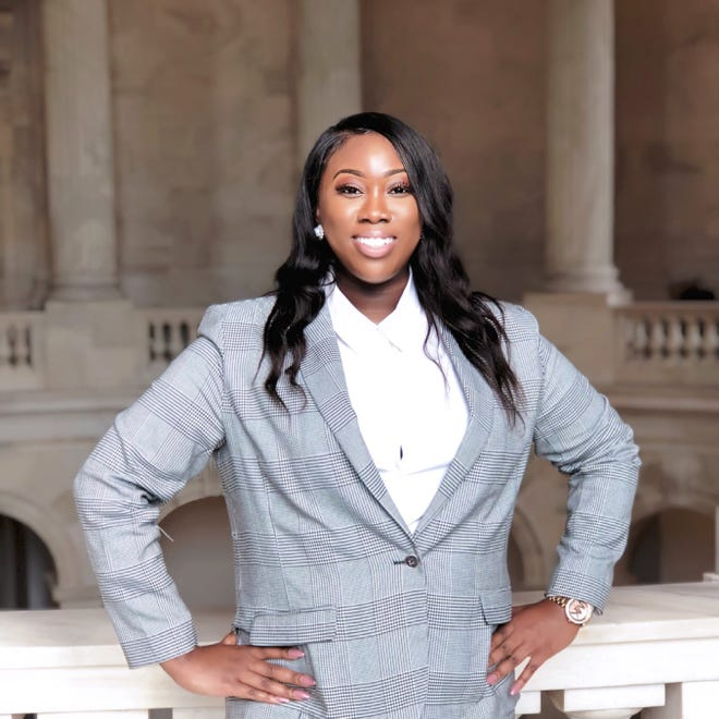Saleshia Ellis had the opportunity to positively impact minority communities through legislation and policy making in Washington D.C.