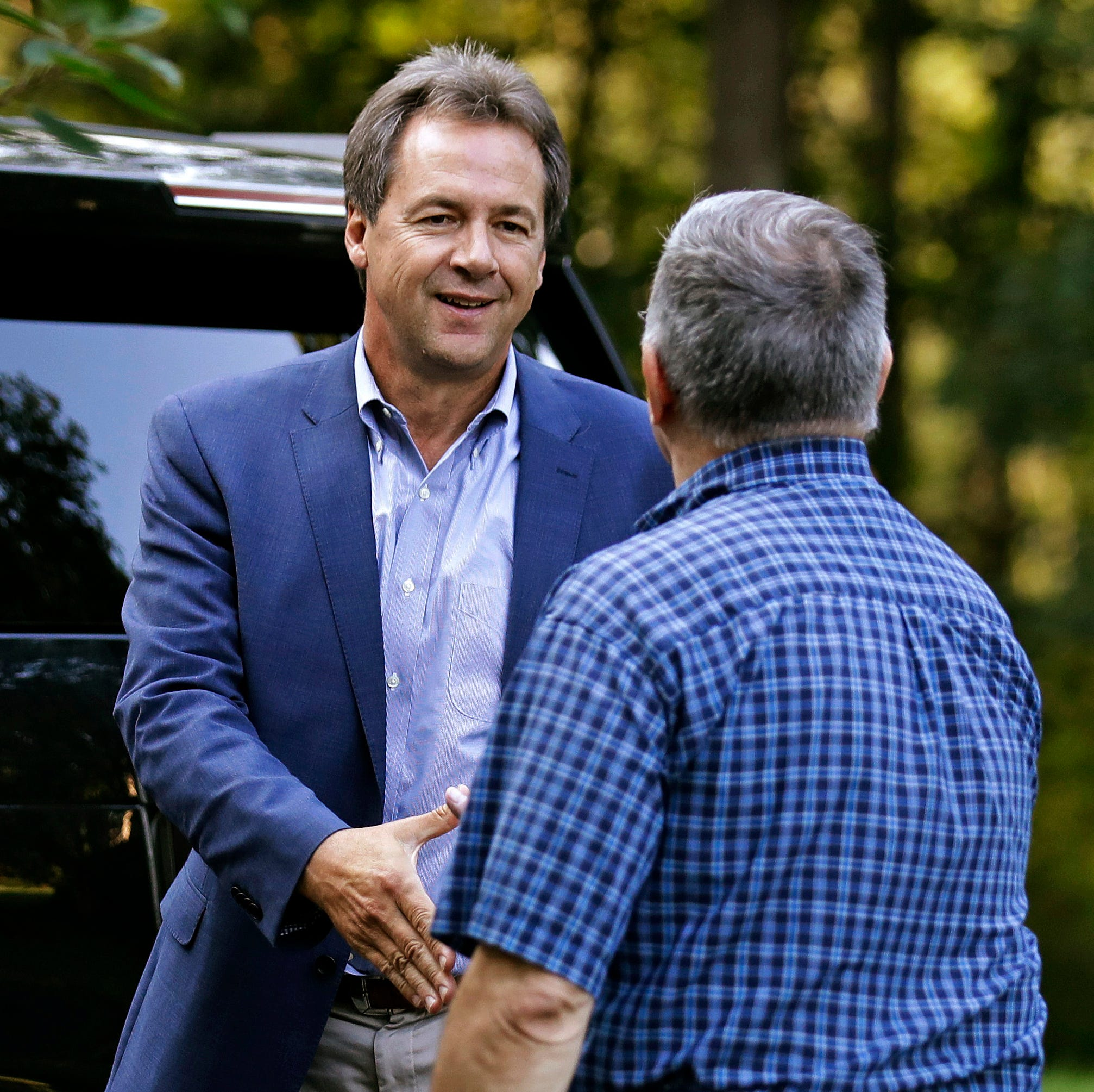 Possible 2020 candidate Montana Gov. Steve Bullock to campaign for Iowa Democrats
