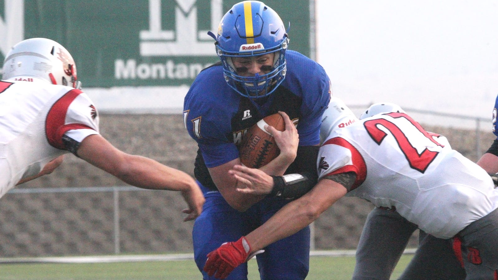 Great Falls Central meets Flint Creek Saturday afternoon at 1 at Naranche Stadium in Butte
