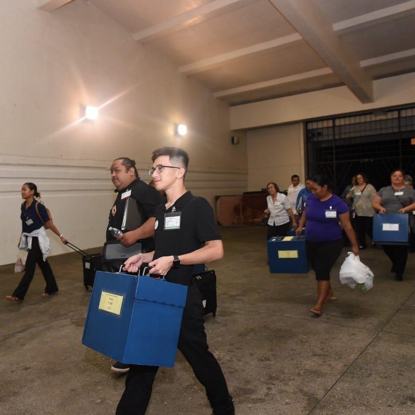 Should Guam bring back election districts for senators?