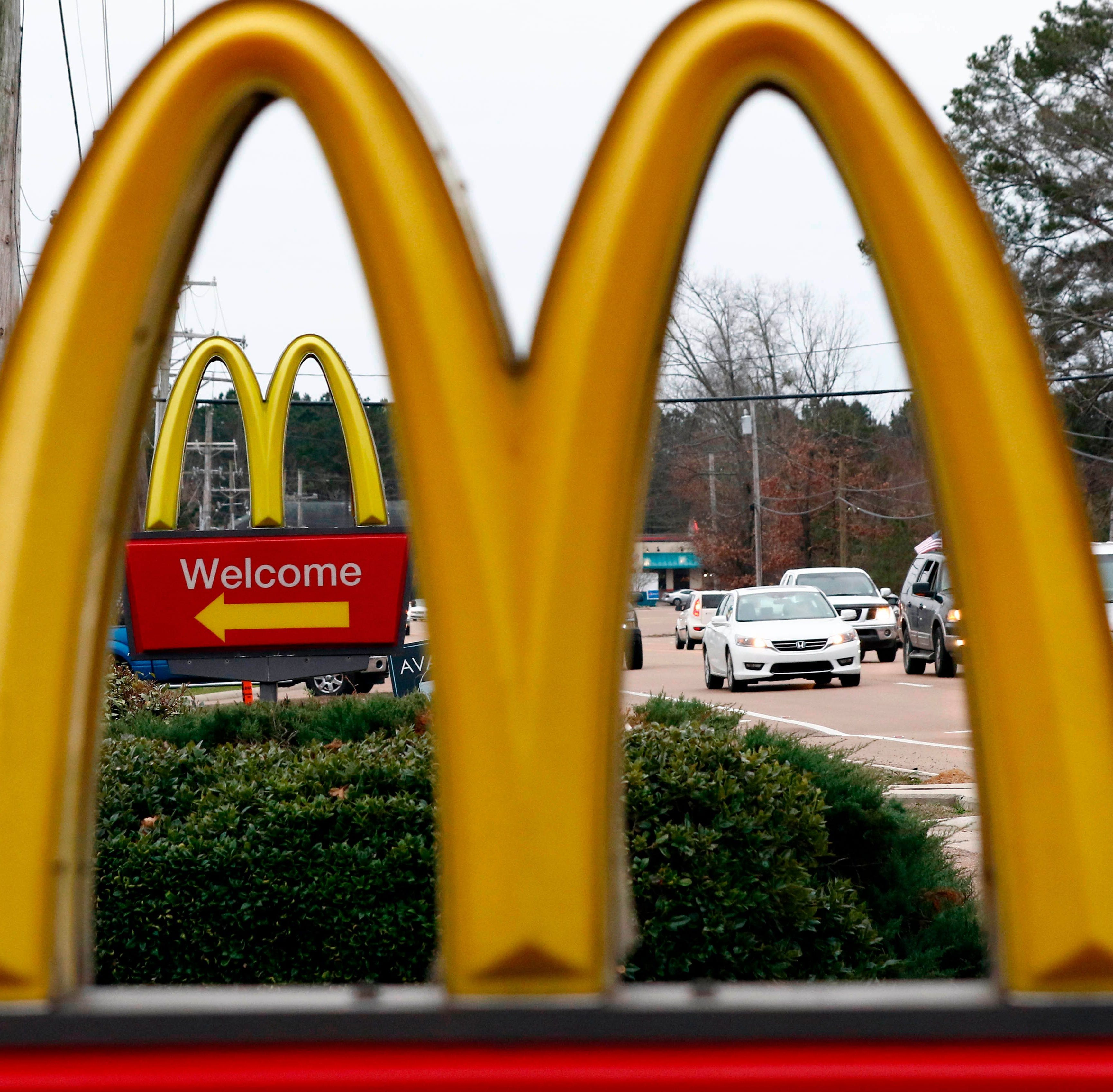 Manager of Indiana McDonald's accused of taking photo of 10-year-old boy in bathroom