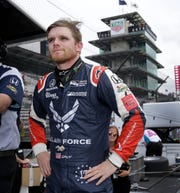 Conor Daly is teaming up with Andretti Autosport and the U.S. Air Force for May's 103rd running of the Indianapolis 500.